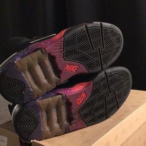 "Nike Air Force 180 Mid ""Phoenix Suns"" size 8.5us"